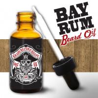 Масло для бороды Grave Before Shave Bay Rum