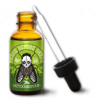 Масло для бороды Grave Before Shave The Outdoorsman
