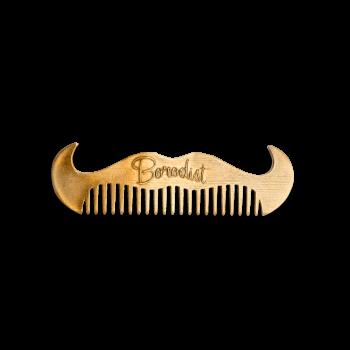 Расческа для бороды и усов Borodist