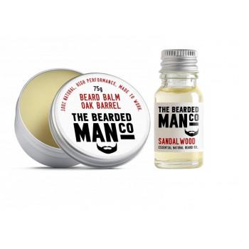 Бальзам+масло для бороды от The Bearded Man Company