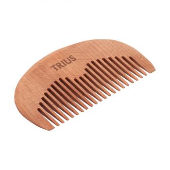 Расческа для бороды и усов от Trius
