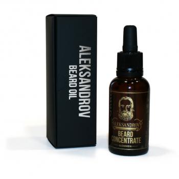 Масло для стимуляции роста бороды Alexandrov Beard Concentrate