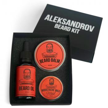 "Набор для ухода за бородой Aleksandrov ""Sunset"""
