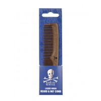 Расческа для усов и бороды The Bluebeard