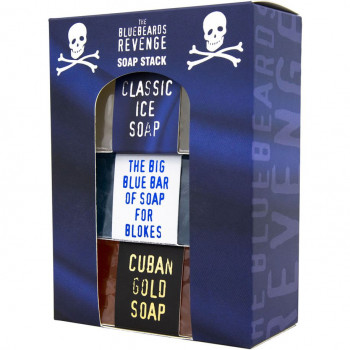 Набор мыла The Bluebeards Revenge Soap Stack