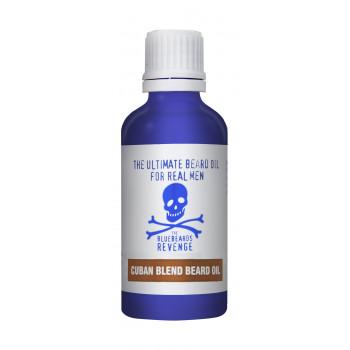 Масло для бороды Кубинский купаж The Bluebeards Revenge