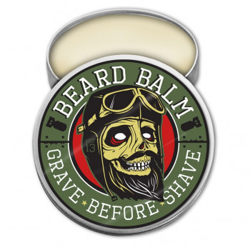 Бальзам для бороды Grave Before Shave Beard Balm