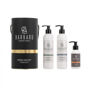Подарочный набор BARBARO HAIR & HAND
