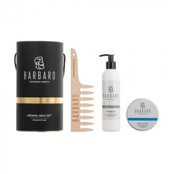 Подарочный набор BARBARO HAIR №1
