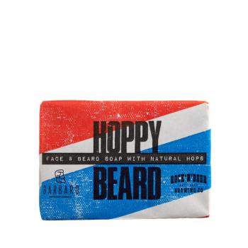Мыло для бороды и лица хмельное HOPPY BEARD