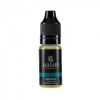 Парфюмированное масло для бороды Barbaro Emerald, 10 мл