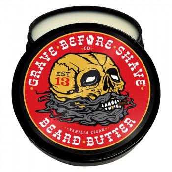 """Баттер для бороды Grave Before Shave """"Cigar Blend"""""""