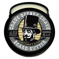 """Баттер"" для бороды Grave Before Shave ""Gentleman's Blend"""