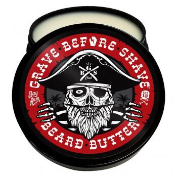 """""""Баттер"""" для бороды Grave Before Shave """"Bay Rum"""""""
