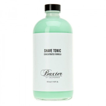 Baxter Of California Shave Tonic Hot Towel Solution Concentrate - Тоник для лица 454 мл