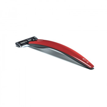 Бритва Bolin Webb R1 (Red) под Gillette Mach3