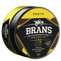 Матирующая паста для укладки волос Brans