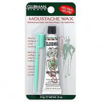 Clubman Moustache Wax Neutral Воск для у