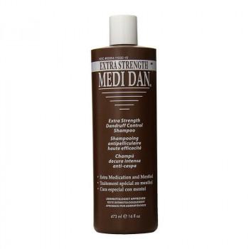 ClubMan Extra Strenght Dandruff Treatment Shampoo Шампунь против перхоти усиленного действия, 480 мл