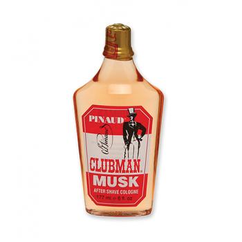 Одеколон Clubman Musk After Shave, 177 мл