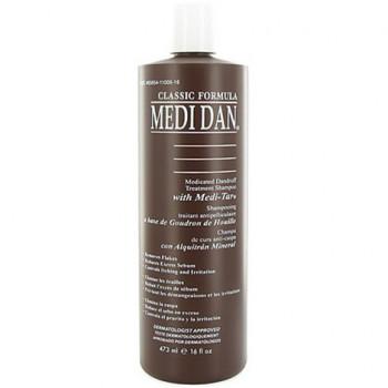 ClubMan Medicated Dandruff Treatment Shampoo Шампунь против перхоти, 240мл