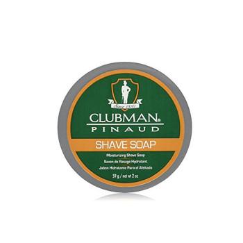 ClubMan Shave Soap Натуральное мыло для бритья, 59г