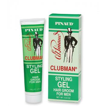 Clubman Styling Gel Гель для укладки нормальной фиксации, 110 мл