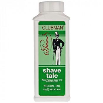 ClubMan Shave Talc Neutral Тальк до/после бритья, 112гр