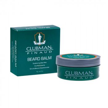 ClubMan Beard Balm Бальзам-фиксатор для бороды (стайлинг и уход), 59гр