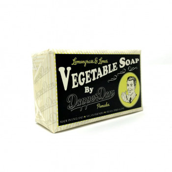 "Мыло ""Lemongrass & limes Vegetable Soap"" Dapper Dan"