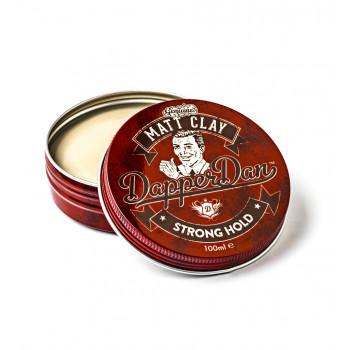 Матовая глина для укладки волос Dapper Dan 100мл