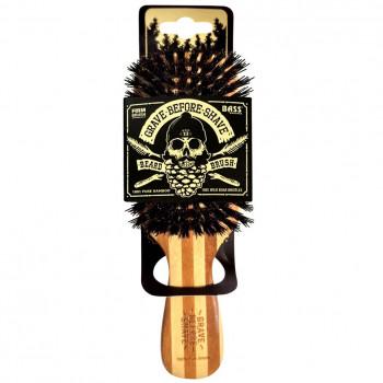 Щетка для бороды Bass Brush от Grave Before Shave