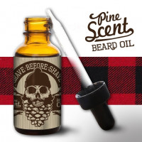 Масло для бороды Grave Before Shave Pine Scent