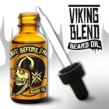 Масло для бороды Grave Before Shave Viking Blend