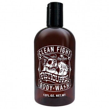 Гель для душа Fisticuffs Bay Rum Body Wash  354 мл