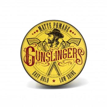 Матовая помада с подвижной фиксацией Gunslingers 75 мл