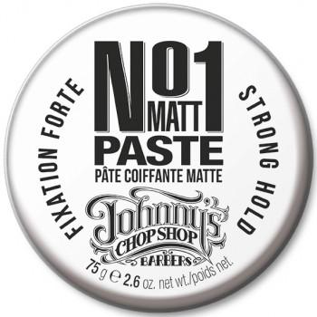 Матирующая паста для укладки волос Johnny's Chop Shop 75 г