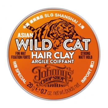 Мини-глина для волос устойчивой фиксации Johnny's Chop Shop 20 г