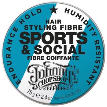 Паста для укладки волос Johnny's Chop Shop 70 г