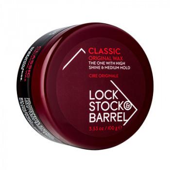 Воск для классических укладок Lock Stock & Barrel Original Classic Wax 100 гр