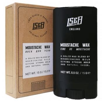 Воск для усов в стике Lock Stock & Barrel Moustache Wax 15 гр