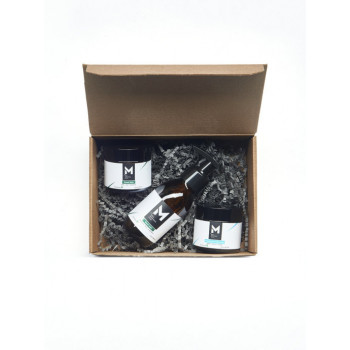 Male Grooming Club / Подарочный набор для ухода за бородой