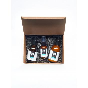 Male Grooming Club / Подарочный набор для ухода за кожей лица
