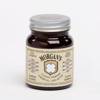 Классическая помада MORGAN'S с миндальным маслом и маслом ши