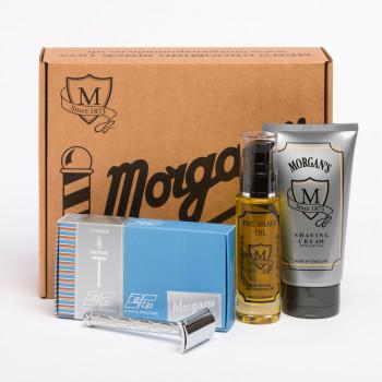 Подарочный набор MORGAN'S для бритья