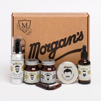 Подарочный набор MORGAN'S для ухода за бородой и усами