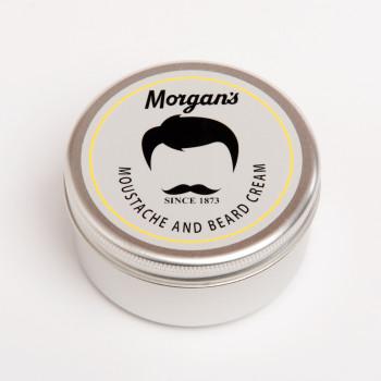 Крем для усов и бороды MORGAN'S