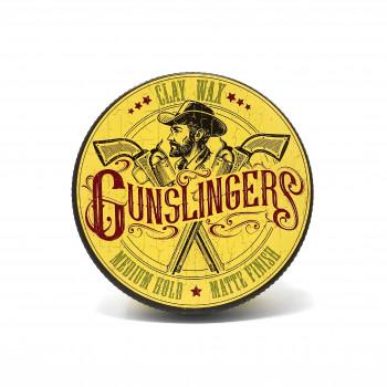 Текстурирующая глина-воск Gunslingers 75 мл