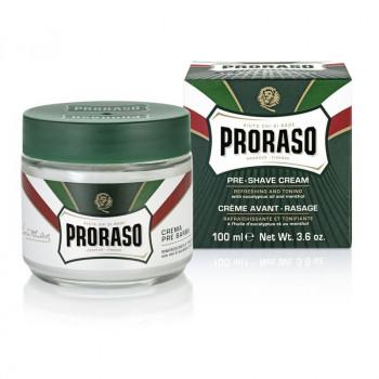 Крем до бритья освежающий Proraso 100 мл