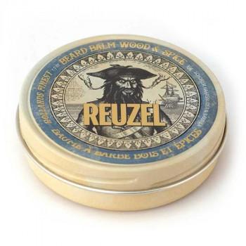 Бальзам для бороды Reuzel Beard Balm Wood & Spice 35 гр